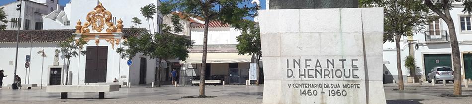Praça do Infante, Lagos