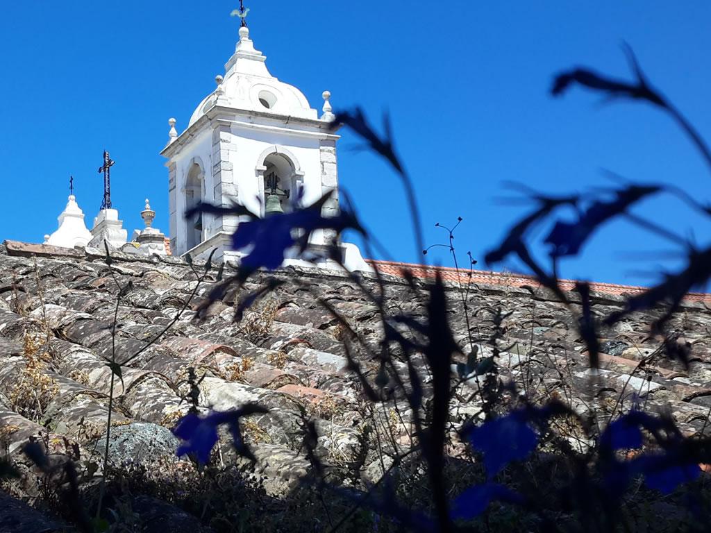 Landmark view (Santa Maria's Church)