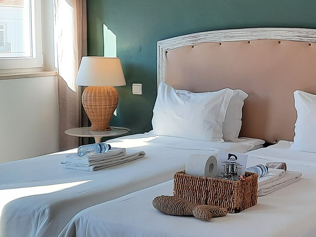 #5 Room | 2 Einzelbetten
